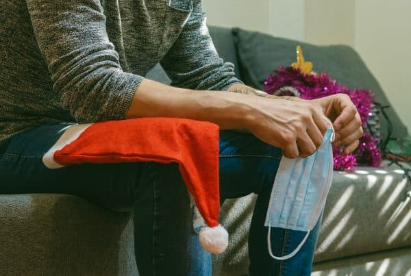 Man spends Christmas alone after separation from partner