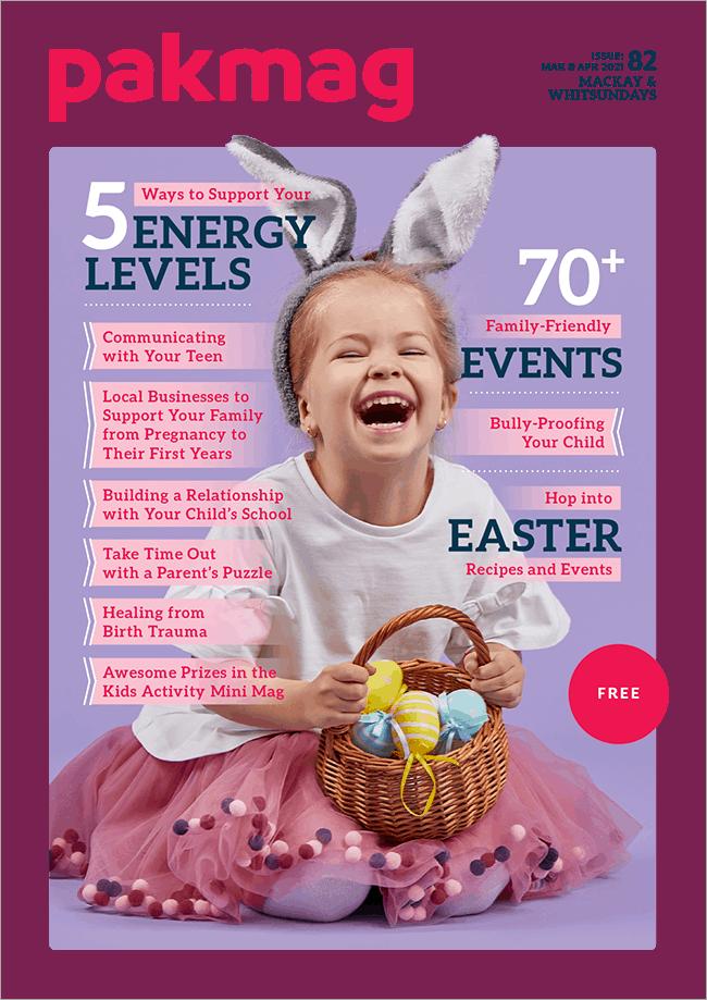 PakMag Mackay March April 2021 Magazine Cover