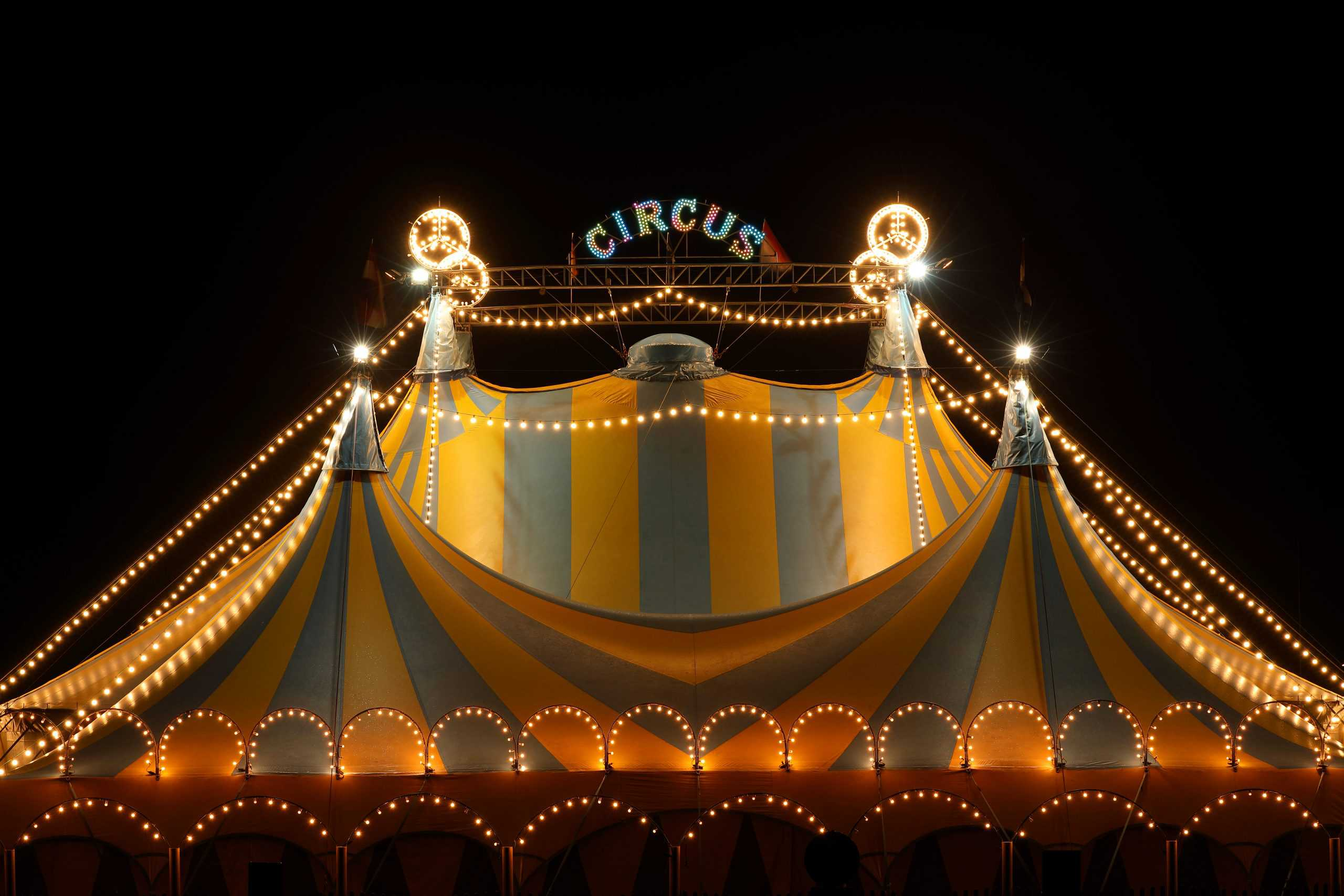 A Night at the Circus  – Daddy Diary July 2021