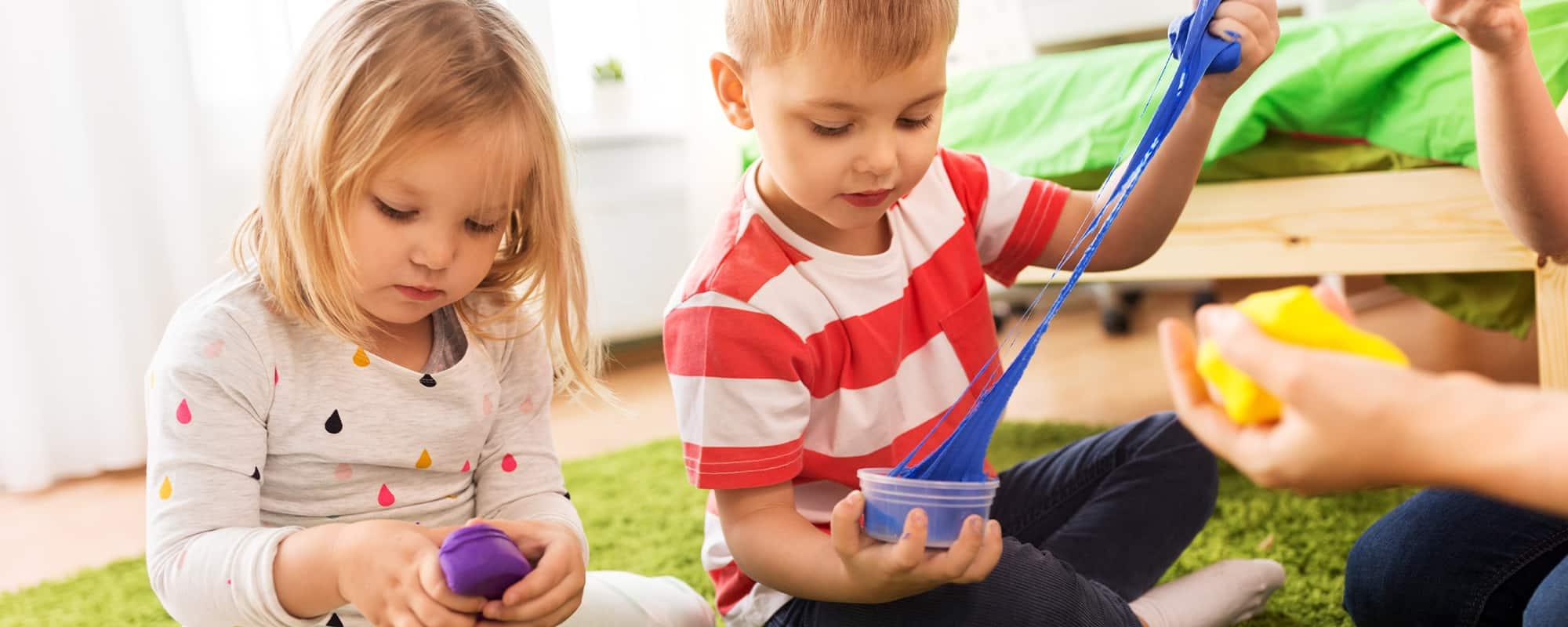 3 Simple Sensory Play Ideas For Kids
